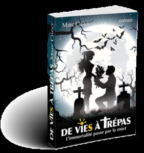 Couverture roman De Vies à Trépas