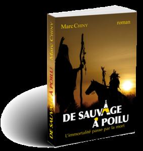 Couverture roman De Sauvage à Poilu